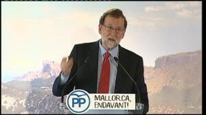 """Rajoy: """"España va a seguir siendo España mal que le pese a algunos"""""""