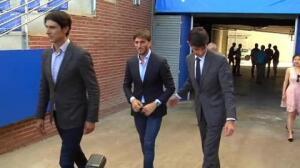 El Alavés presenta al técnico argentino Luis Zubeldía