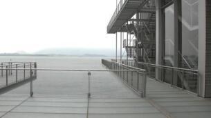 El arquitecto Renzo Piano presenta el Centro Botín en Santander