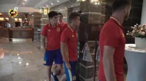 La Sub21, a disfrutar contra Serbia