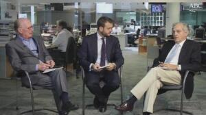 Rafael Arias-Salgado y Nicolás Sartorius debaten sobre la crucial Transición