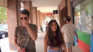 Isa y Alejandro celebran su primer aniversario de boda