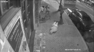 Cuatro hombres asaltan para robar a dos turistas en Nueva Orleans