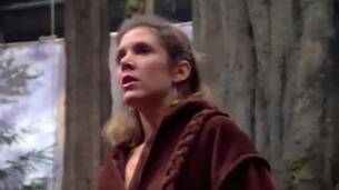 Billie Lourd, única heredera de Carrie Fisher