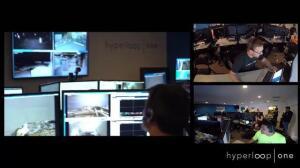 Hyperloop One realiza primera prueba a escala completa
