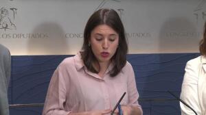 """Montero celebra la """"mesa de colaboración parlamentaria"""""""