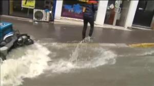 Las intensas lluvias provocan importantes inundaciones en el norte de Turquía