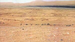 ¿Por qué son diferentes los hemisferios de Marte?