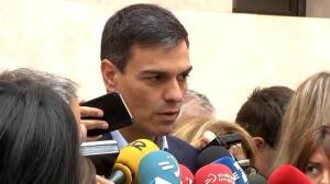 Sánchez busca en Urkullu un apoyo hacia la plurinacionalidad