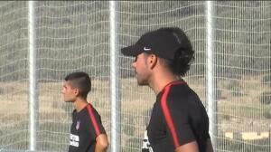 El Atlético de Madrid sigue a las órdenes del profe Ortega