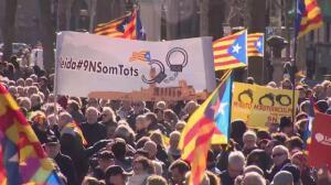 Cae el apoyo de los catalanes a la independencia
