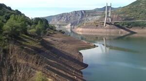 La escasez de agua afecta a embalses y pueblos de España