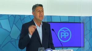 """Albiol: """"Puigdemont declarará la independencia después del referéndum y lo siguiente es que se cae de la cama y se despierta"""""""