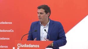 """Rivera cree que el independentismo ha """"fracasado"""""""