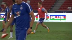 Morata ya está preparado para estrenarse con el Chelsea