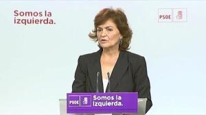 """PSOE pide revisar """"el 416"""" en el Pacto violencia machista"""