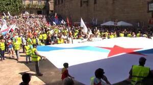 """BNG propone una ponencia parlamentaria para que Galicia """"emerja como una nación"""""""