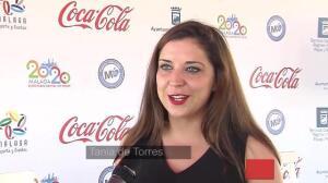 Coca-Cola rehabilita un espacio de la playa de Málaga
