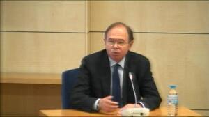 """Pío García-Escudero declara que """"no estaba en el día a día"""" de la gestión del PP"""