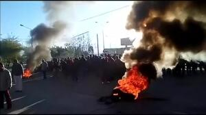 Jornada de lucha para los maestros en Perú