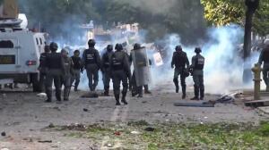 Primera jornada de huelga en Venezuela deja dos muertos