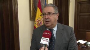 """Zoido sobre suceso de Málaga: """"No se descarta ninguna hipótesis"""""""