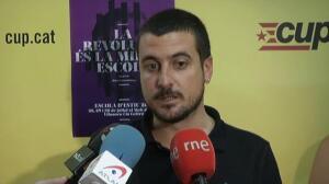 """La CUP asegura que """"más o menos ya está todo preparado para el referéndum"""""""