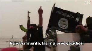 Un terrorista de Daesh confiesa: «Las mujeres eran parte de mi salario»