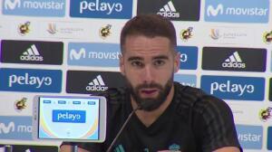 """Carvajal: """"Estamos jodidos por Cristiano"""""""