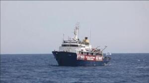 """ONG española denuncia """"secuestro"""" de uno de sus barcos por guardacostas libios"""