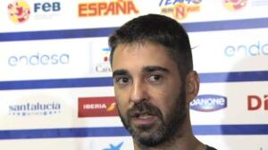 """Navarro: """"Estar tantos años a este nivel y ganando no lo puede decir mucha gente"""""""
