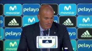 """Zidane: """"Lo importante es creer y hemos creído en lo que hacemos"""""""