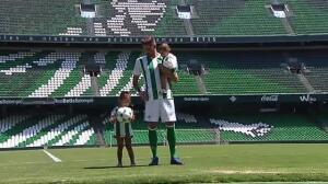 """""""Quiero vivir el fútbol español y no hay mejor sitio que el Betis"""""""