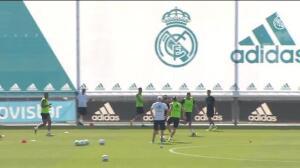 El Real Madrid vuelve a los entrenamientos tras conquistar la Supercopa de España