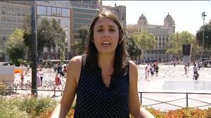"""Irene Montero: """"Hoy no es el día para tirarse las firmas a la cabeza"""""""