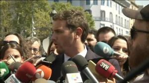 """Albert Rivera: """"Barcelona es una ciudad abierta y lo va a seguir siendo"""""""