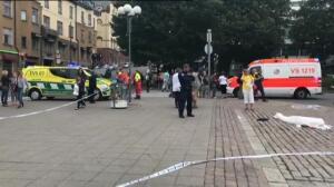 Ataque en Finlandia: Varias personas apuñaladas y un detenido