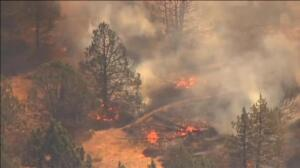 Los incendios forestales se ceban con el estado de Oregón