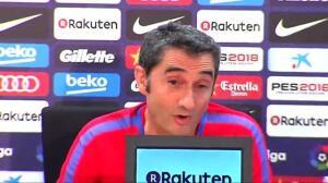 """Valverde, sobre la Supercopa: """"Esos dos partidos me han servido de mucho"""""""