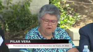 Homenaje a las víctimas de Spanair nueve años después