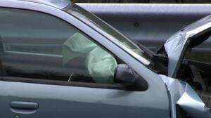 Once muertos y ocho heridos en las carreteras este fin de semana