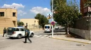 Trasladan a Barelona al presunto terrorista que sobrevivió en Alcanar