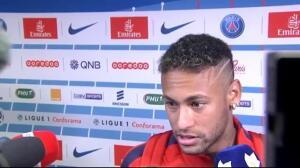 "Neymar: ""Estoy muy triste con la directiva del Barça"""