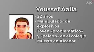 Vídeo: Los integrantes de la célula terrorista de Cataluña