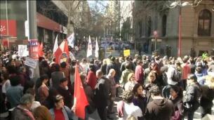 Chile despenaliza la interrupción del embarazo en tres supuestos