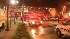 Un accidente de tren en Philadelphia provoca 33 heridos