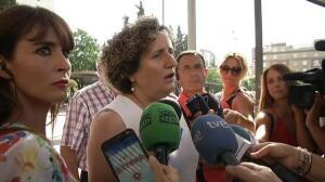 Juana Rivas pide en el juzgado que escuchen a su hijo