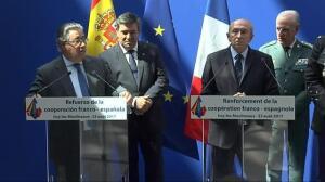 Zoido asegura que Policía y Guardia Civil no recibieron ninguna advertencia de las autoridades belgas