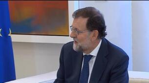 Rajoy recibe a Sánchez para analizar la situación Catalunya