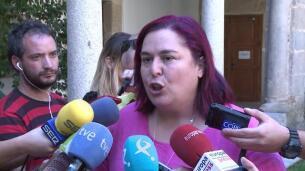 Extremadura se concentrará en Madrid por un tren digno